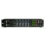 DAP-Audio IMIX-7.3 7 Channel 2U install mixer, 3 zones